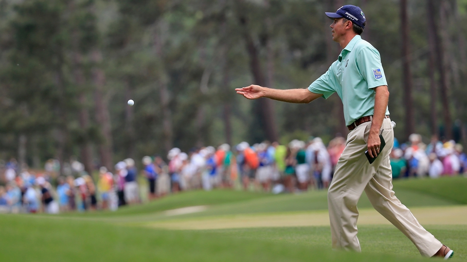 Matt Kuchar had his chances and was joint leader early in the final round but too many mistakes saw him finish in a tie for fifth