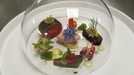 Starter: Bantry Salmon - One of the starters from the Cliff House challenge