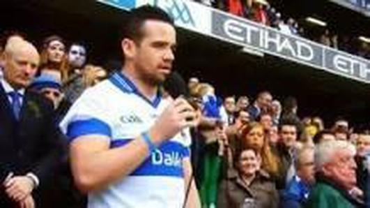 Dublin Footballer Ger Brennan