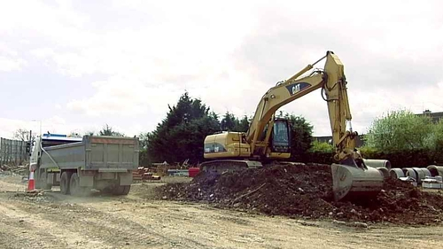 Analysis by FEXCO shows increase in Irish builders spending on UK imports
