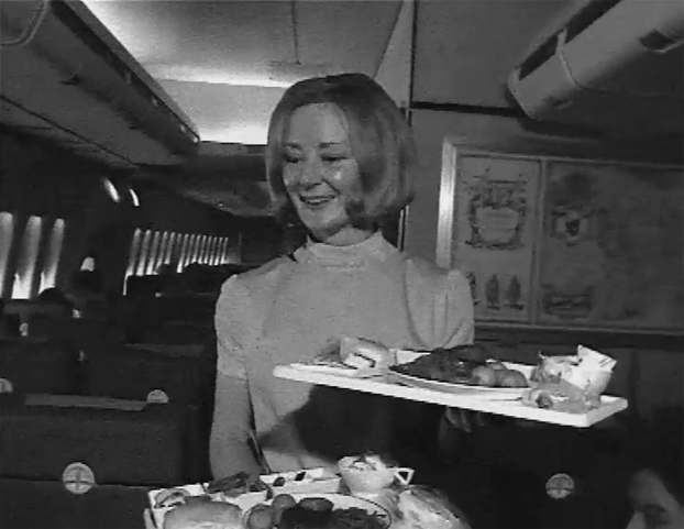 Patricia Joyce, Aer Lingus Hostess