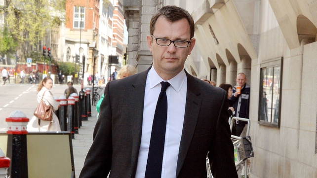 Andy Coulson was editor of the News of the World from 2003 to 2007