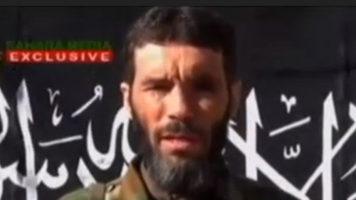 Mokhtar Belmokhtar is still alive and hiding out in Libya