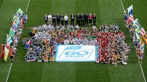 Go Games initiative launched in Croke Park, where every child gets a game