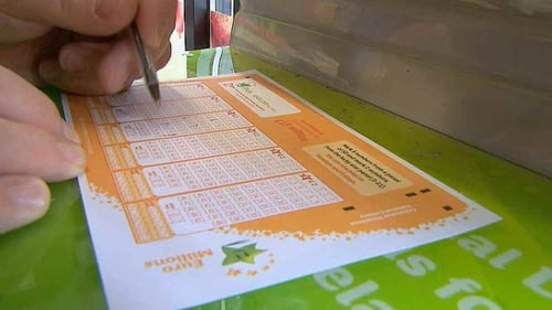 Irish victor yet to claim Euromillions jackpot