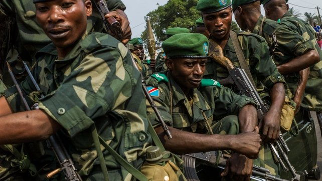 The militia leader was killed by the Congo army