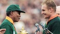 Former South Africa captain Francois Pienaar recalls their 1995 RWC success
