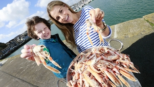 Vogue Williams launches Dublin Bay Prawn Festival