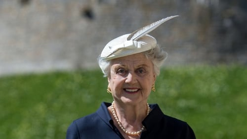"""Lansbury: """"It is a very proud day for me"""""""