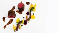 Main Course: Venison - One of the main course recipes from the Cliff House challenge