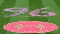 The 25th anniversary of the Hillsborough disaster