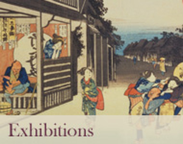Japanese exhibition at the Chester Beatty Library