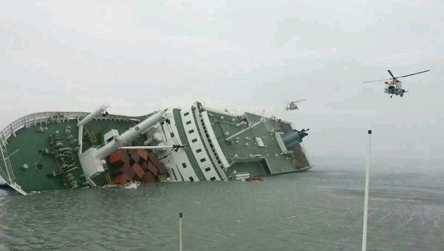 Eight more bodies have been recovered from Sewol ferry in South Korea