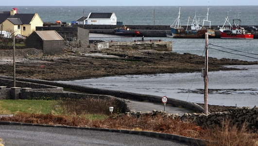 Ireland by bike: Day Five, Part One