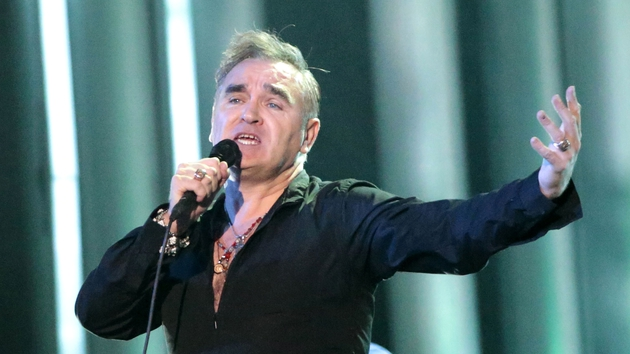 Morrissey - Not budging