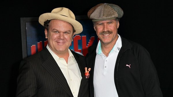 John C. Reilly and Will Ferrell to team up for third time