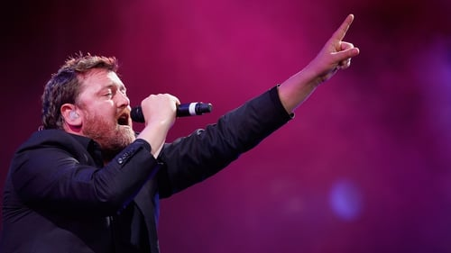 Elbow's Guy Garvey - Back on Later...