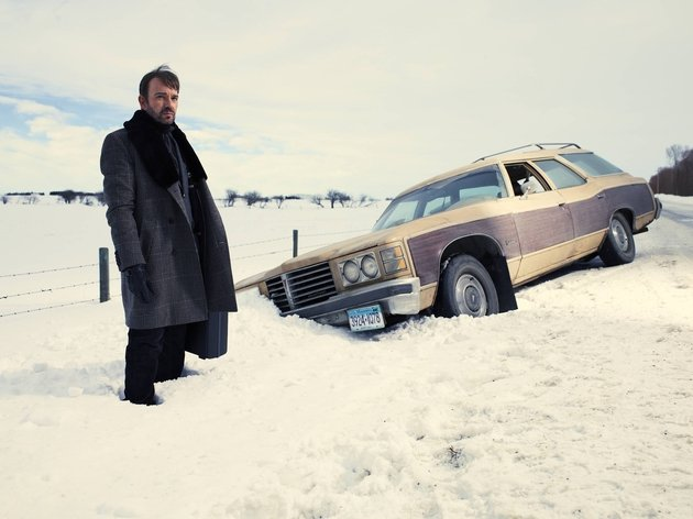 Billy Bob Thornton currently stars in Fargo