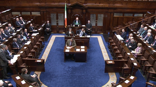 The Opposition is still demanding answers in the Dáil