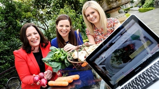 Catherine Fulvio launches I Love Cooking.ie