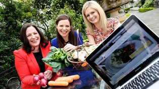 Catherine Fulvio launches new Irish site www.ilovecooking.ie