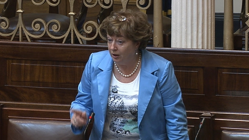 Independent TD Catherine Murphy has claimed that the Government is 'in absolute denial' about the housing crisis
