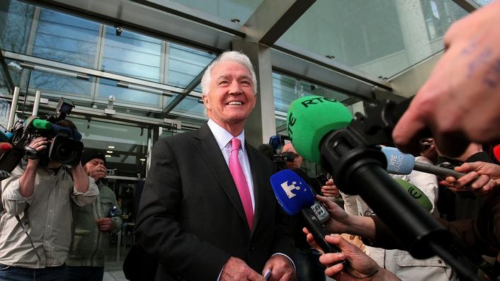 Jury finds Seán FitzPatrick not guilty