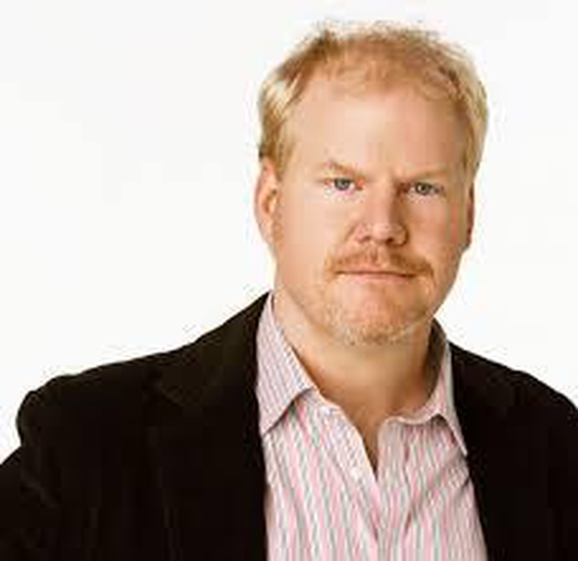 US comedian Jim Gaffigan