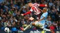 Wickham brace rocks Man City title charge
