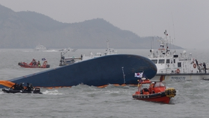 More than 300 people who died in the ferry disaster in April
