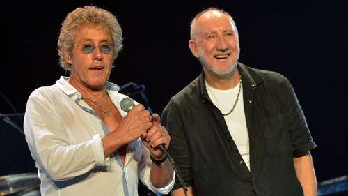 Roger Daltrey and Pete Townshend are set to record some new songs