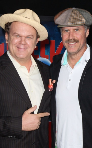 Will Ferrell and John C. Reilly are reportedly teaming up for a third time on a new comedy