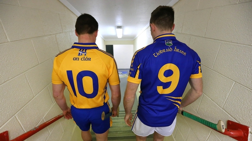 Clare and Tipperary clash in the Division 1 National League quarter-finals