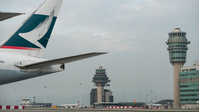 The incident took place on a Cathay Pacific flight in February