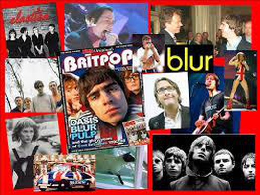 Brit Pop - 20 Years on