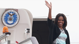 Michelle Obama - Will appear on the show's season two finale, which will air in the US in May