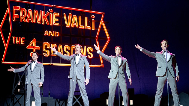 Jersey Boys is due for release on Friday June 20