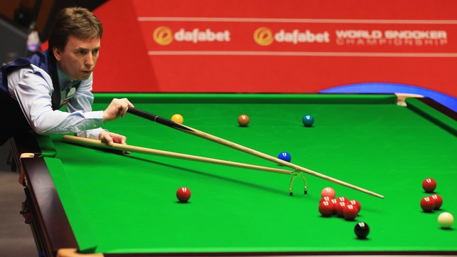 Ken Doherty remains in contention ahead of Sunday morning's decisive session