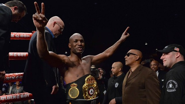 Bernard Hopkins: 'I'll let the historians analyse and debate over the years as I grow a deeper grey beard watching soap operas.'