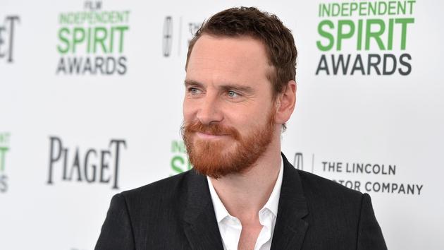 Fassbender - His Macbeth will be in cinemas next year