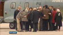 French journalists return home