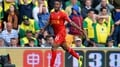 Liverpool edge Norwich to pull five clear at top