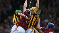Anthony Daly questions Galway's attitude in the second half of their Hurling League semi-final defeat against Kilkenny
