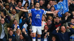 Kevin Mirallas: 'It's a difficult situation for me.'