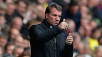 Liverpool manager Brendan Rodgers on his side's 3-2 win over Norwich and the title race