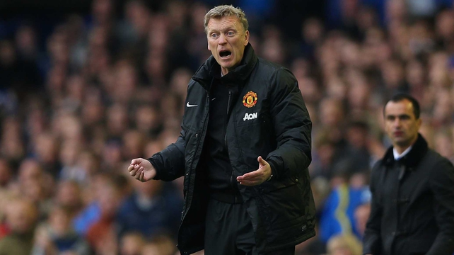 David Moyes: 'The two goals we conceded were rank, rotten'