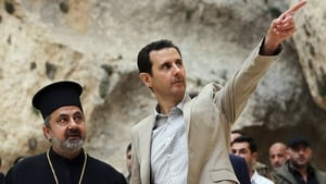22 people were killed after attack on rally in support of Bashar al-Assad