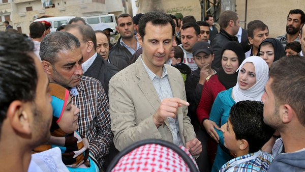 Syria's President Bashar al-Assad has registered to stand in next month's presidential election