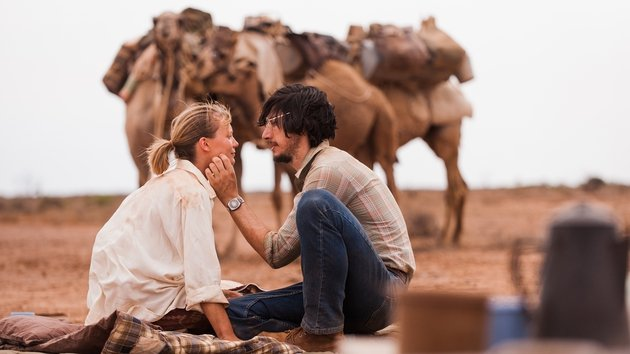 Girls Adam Driver plays an awkward, anxious to please National Geographic photographer
