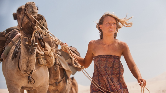 Mia Wasikowska in Tracks which opens in cinemas this Friday, April 25